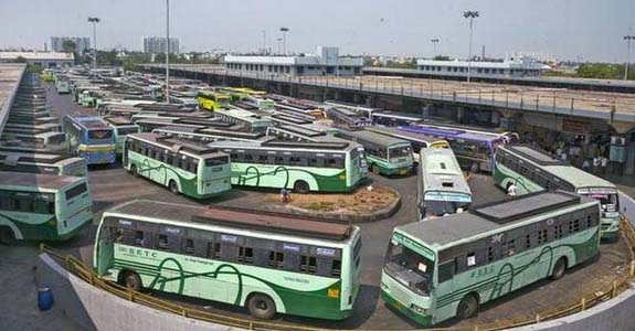 3rd mofussil bus terminus to come up at Kuthambakkam